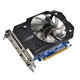 GIGABYTE NVidia GeForce GTX 750 [GV-N750OC-2GI] - VGA Card NVIDIA